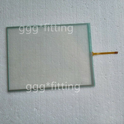 One For Mitsubishi GT1685M-STBA-C Touch Screen Digitizer Glass + Tracking ID