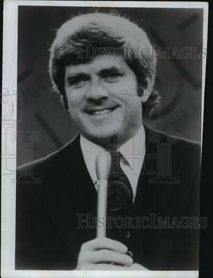 "1977 Press Photo Popular Phil Donahue is now seen on the ""Today Show"""
