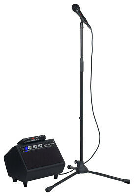 Pro Karaoke System w/ Pitch Correction & Vocal Eliminator Package 100W