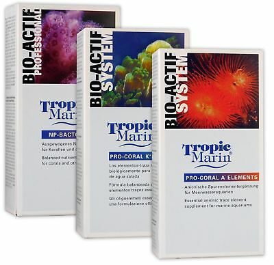 TMC TROPIC MARIN PRO-CORAL A- K+ BACTO-BALANCE PRO TECT 200ml MARINE REEF CORAL