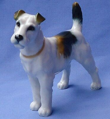 """Fox Terrier Jack Russell Hutschenreuther Germany 6"""""""