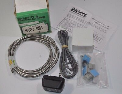 Arm-A-Dor AC Adapter Kit Part# A107-001