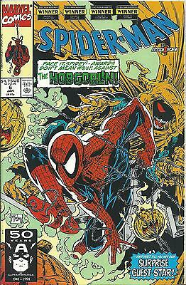 SPIDERMAN #6 (1990 SERIES) (MARVEL)  McFARLANE ART
