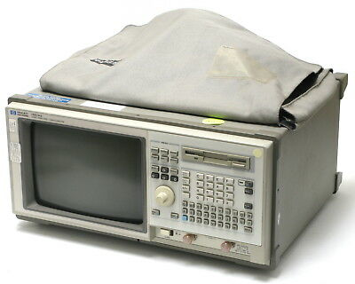 HP 1661AS Portable Logic Analyzer Oscilloscope