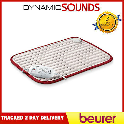 Beurer Cosy HK Comfort Heating Pad made from Snuggle Fleece Material