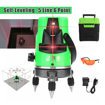 Professional Automatic Self Leveling 5 Line 1 Point 4V1H Laser Level Laser Tools