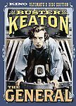 DVD: The General (The Ultimate Two-Disc Edition), Clyde Bruckman, Buster Keaton.
