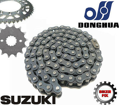 Suzuki GSF650 SA-K5,K6 Bandit ABS 05-06 Heavy Duty O-Ring Chain and Sprocket Kit