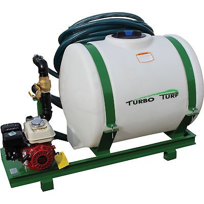 Turbo Turf Jet Hydroseeding Unit-100-Gallon Capacity, Model#HS-100