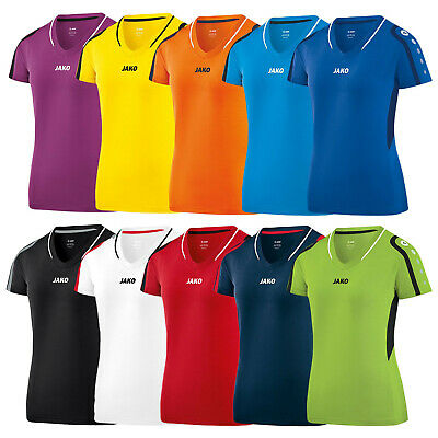 Jako Trikot Block Damen kurzarm Tennis/Volleyball/Handball Shirt Frauen 4097