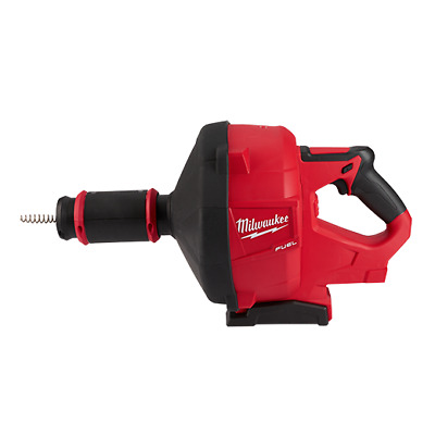 New Milwaukee 2772A-20 M18 Fuel Drain Snake Tool With Cable Drive Sale