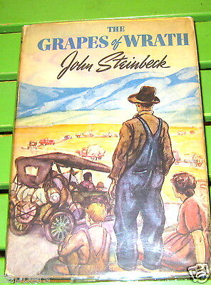 (1941) The Grapes of Wrath~STEINBECK~First Sun Dial Press~1941