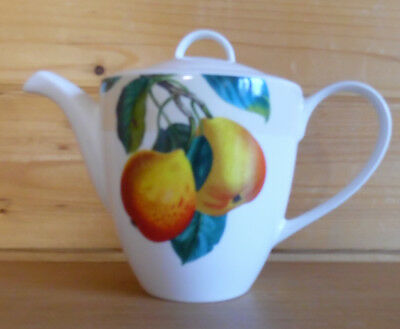 Queen's Fine China RHS Royal Horticultural Society Fruits de Saison 1L Teapot