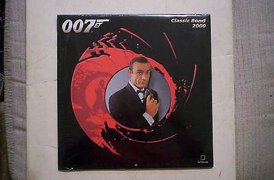 James Bond 007 Calendar 2000 SEALED IN SHRINK