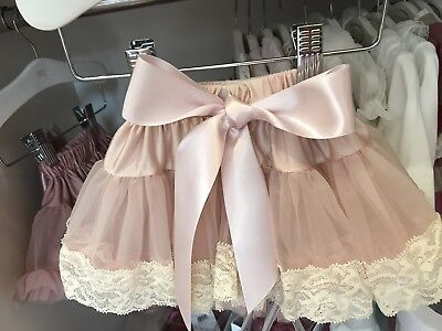 Angel's Face Tutu Rrp £18.99 0-6 Mths Bnwt