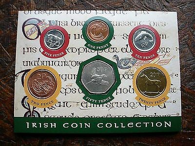 Irish Coin Collection - Original Package  - Must See