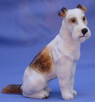 """1950s FOX TERRIER JACK RUSSELL HUTSCHENREUTHER GERMANY 5"""""""
