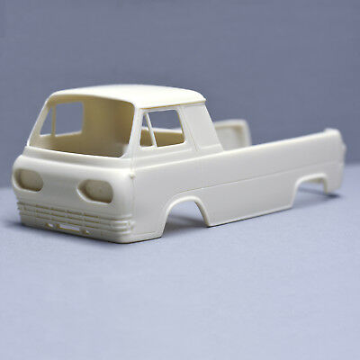 Jimmy Flintstone 1/25 1961-1967 Ford Econoline Pick-up 3-window NEW JIMNB320