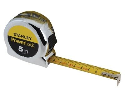 Stanley PowerLock® Classic Pocket Tape Metric/Imperial or Metric only