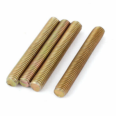 1.25mm Distanza M8 x 58mm Metallo Barra Filettata Bar Bronzo Tone 4x