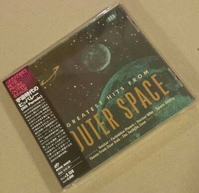 ◆Fs◆Va「Greatest Hits From Outer Space」Japan Rare Cd New◆Msig-0869