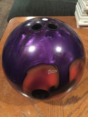 Hammer Bad Intentions Hybrid 15lb Used Bowling Ball