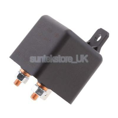 24V 200 Amp Split Charge Relay Switch 4 Terminal Relay for Truck Boat Marine