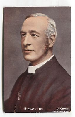 Bishop of Ely, Dr Chase - early postcard
