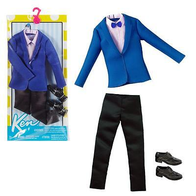 Barbie - Trend Fashion for Ken Doll Clothes - Gala Suit blue black