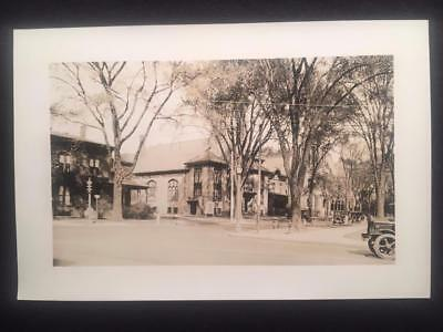 1929 James St Syracuse NY Vintage Original Percey Sperr Photo T70