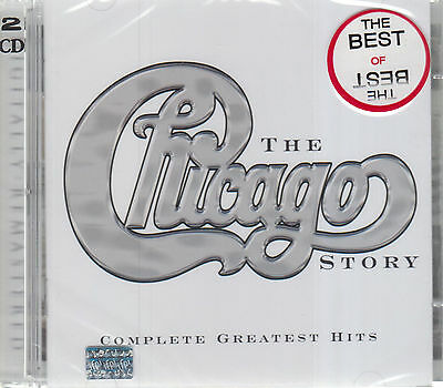 The Chicago Story: The Complete Greatest Hits [2 Disc] by Chicago NOW SHIPPING !