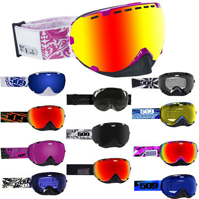 509 Aviator Oversized Snowcross Snowmobile Goggles Anti-Scratch NON-Current