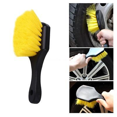 new handy car wash wheel tire cleaning brush care maintanence accessories Z7R7