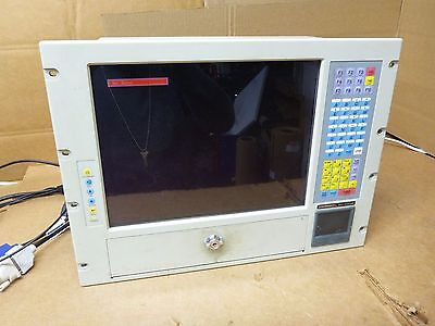 Industrial COMPUTER CHASSIS 3 slot ISA BACKPLANE LCD automation CONTROL px-10s