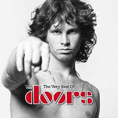 THE DOORS The Very Best Of CD BRAND NEW Greatest Hits Jim Morrison