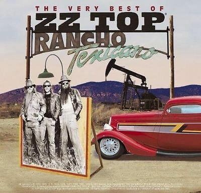 ZZ TOP The Very Best Of Rancho Texicano 2CD BRAND NEW Greatest Hits