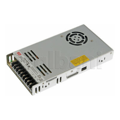 LRS-350-48 Meanwell 6.5A 350W Single Output Switching Power Supply LED CCTV