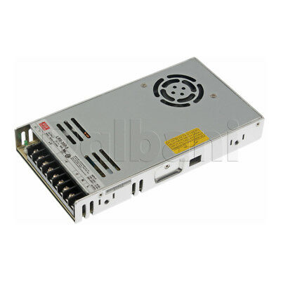 LRS-350-5 Meanwell 60A 350W Single Output Switching Power Supply LED CCTV
