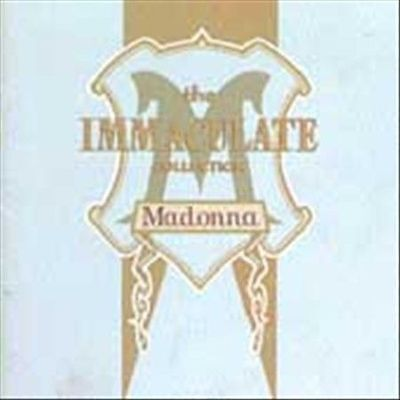 MADONNA The Immaculate Collection CD BRAND NEW Best Of Greatest Hits