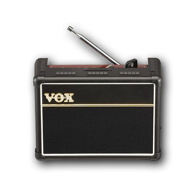 VOX AC30 RADIO Alarm Clock 60th Anniversary Limited Edition w AUX IN Great Gift!