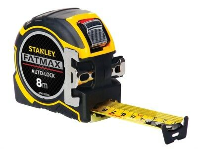 Stanley FatMax Autolock Pocket Tape Metric/Imperial or Metric only