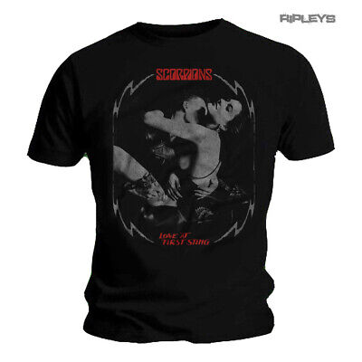 Scorpions First Sting Licensed Adult T-Shirt