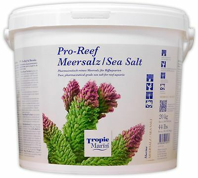 Tmc Tropic Marin Pro Reef Sea Salt 20Kg Marine Reef Coral Aquarium Fish Tank