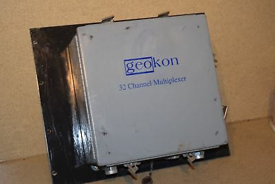 Geokon 32 Channel Multiplexer