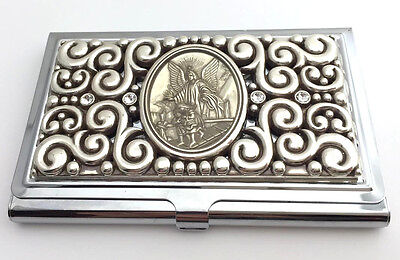 Brighton guardian angel card case business card holder e98520 nwt brighton guardian angel card case business card holder e98520 nwt colourmoves