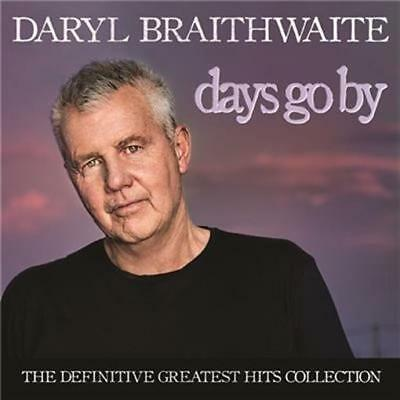 DARYL BRAITHWAITE Days Go By - The Definitive Greatest Hits Collection 2CD NEW