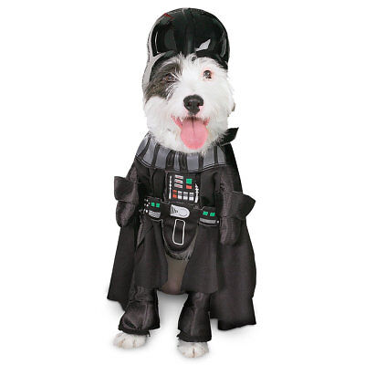 Disney Rubies Star Wars Darth Vader Pet Dog Costume Size S M L XL