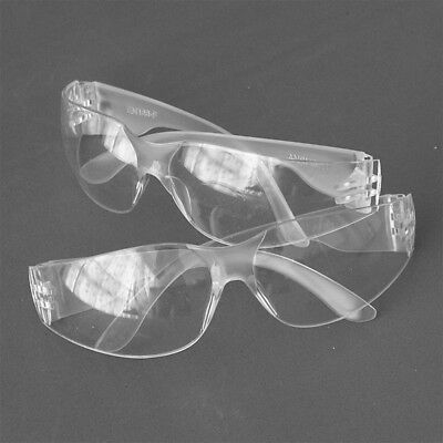 NEW Eye Protection Lab Outdoor Work Eyewear Protective Safety Goggles Glasses