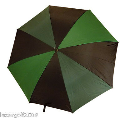 New Golf Umbrella 48'' Canopy Lightweight 3 Colours Bargain Price