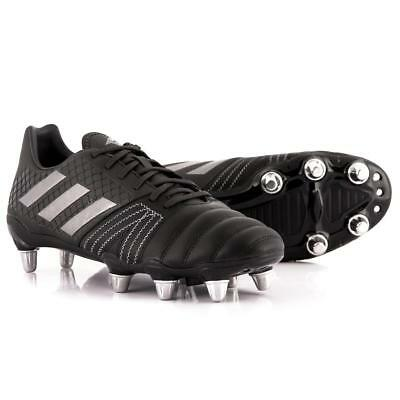 adidas Kakari Elite SG Black Out BY1968 Rugby Boots Size UK  8.5 9.5 10 10.5